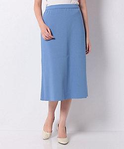 LA JOCONDE(Women)/ラ ジョコンダ 【セットアップ対応】ソフトストレッチニットスカート