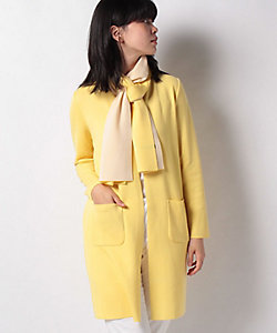 MADAM JOCONDE(Women)/マダム ジョコンダ NADIA リバーシブル編み ニットジャケット