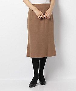 LAPINE BLEUE(Women)/ラピーヌブルー 【洗える】シャークツイード マーメードラインスカート