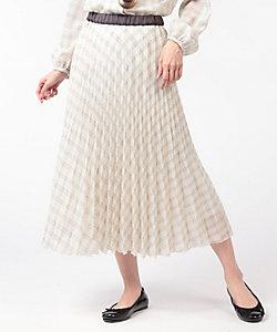 OLD ENGLAND(Women)/オールドイングランド マナードボイルスカート