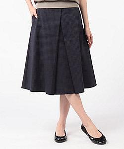 OLD ENGLAND(Women)/オールドイングランド 小紋ジャカードスカート