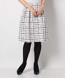 MISS J(Women)/ミスジェイ 【セットアップ対応】クラレンソンツイード スカート