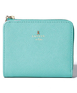 LANVIN en Bleu(Bag&SLG)/ランバンオンブルー リュクサンブールカラー 二つ折り財布