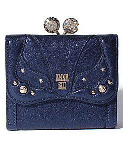 ANNA SUI(Women)/アナスイ ソルーナ 口金二つ折り財布