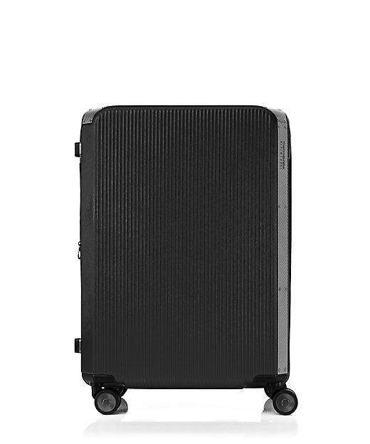 [Samsonite Black Label/サムソナイト ブラックレーベル] スーツケース ファントム 79-93L BLACK【三越伊勢丹/公式】