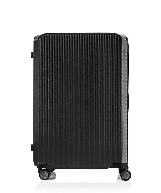 [Samsonite Black Label/サムソナイト ブラックレーベル] スーツケース ファントム 101-107L BLACK【三越伊勢丹/公式】