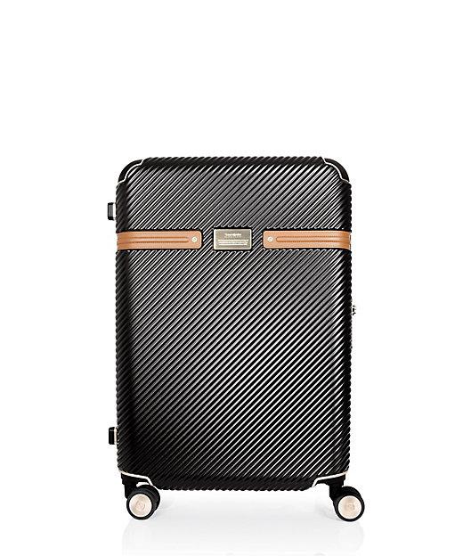 [Samsonite Black Label/サムソナイト ブラックレーベル] スーツケース リッチモンド2 72L BLACK【三越伊勢丹/公式】