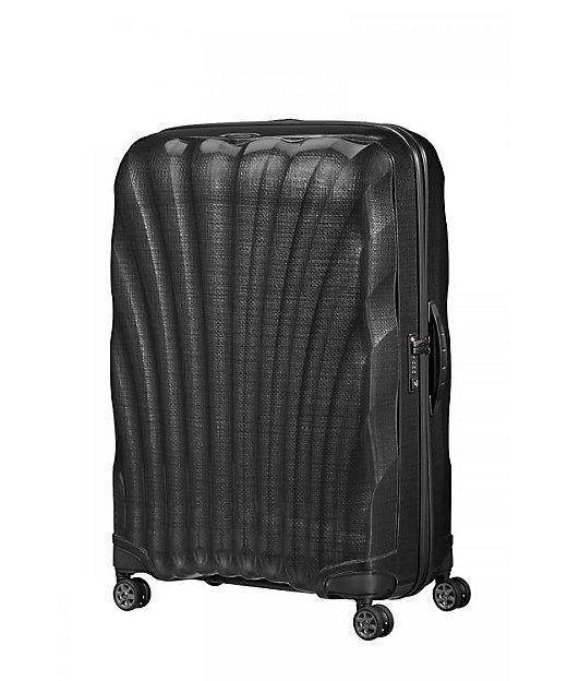 [Samsonite/サムソナイト] スーツケース シーライト 123L BLACK【三越伊勢丹/公式】