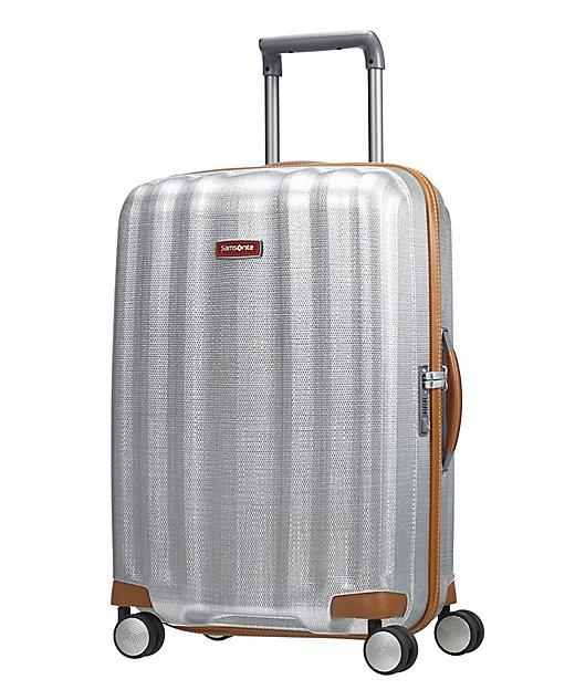 [Samsonite Black Label/サムソナイト ブラックレーベル] スーツケース ライトキューブデラックス 67.5L ALUMINIUM【三越伊勢丹/公式】