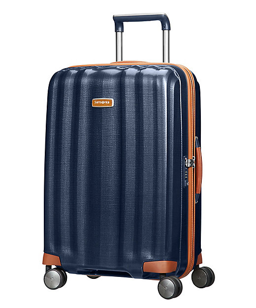 [Samsonite Black Label/サムソナイト ブラックレーベル] スーツケース ライトキューブデラックス 67.5L MIDNIGHT B【三越伊勢丹/公式】