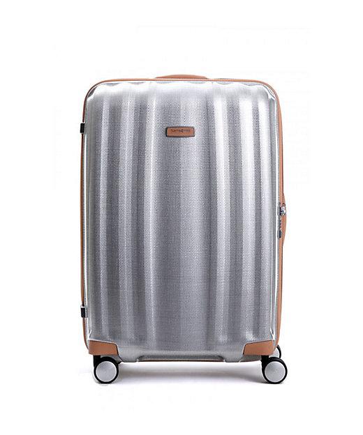 [Samsonite Black Label/サムソナイト ブラックレーベル] スーツケース ライトキューブデラックス 95L ALUMINIUM【三越伊勢丹/公式】