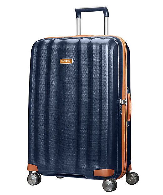 [Samsonite Black Label/サムソナイト ブラックレーベル] スーツケース ライトキューブデラックス 95L MIDNIGHT B【三越伊勢丹/公式】