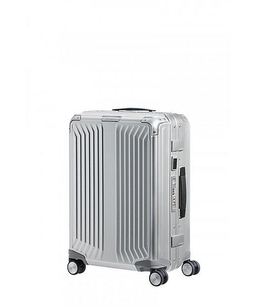 [Samsonite/サムソナイト] スーツケース ライトボックス アルミニウム 40L ALUMINIUM【三越伊勢丹/公式】