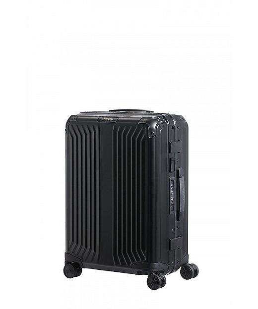 [Samsonite/サムソナイト] スーツケース ライトボックス アルミニウム 40L BLACK【三越伊勢丹/公式】