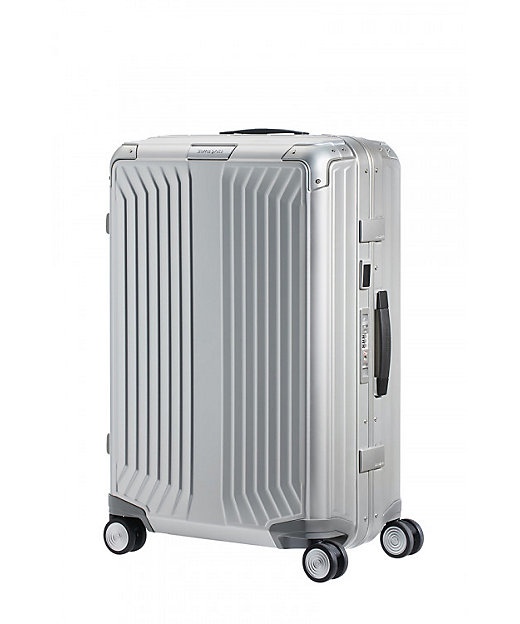 [Samsonite/サムソナイト] スーツケース ライトボックス アルミニウム 71L ALUMINIUM【三越伊勢丹/公式】