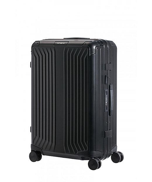 [Samsonite/サムソナイト] スーツケース ライトボックス アルミニウム 71L BLACK【三越伊勢丹/公式】
