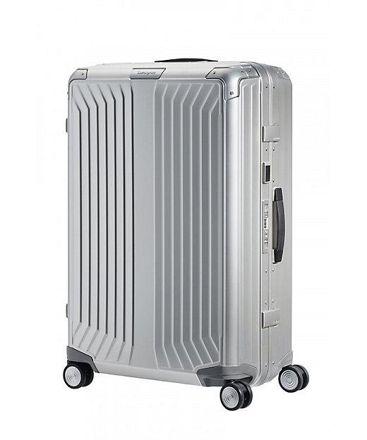 [Samsonite/サムソナイト] スーツケース ライトボックス アルミニウム 91L ALUMINIUM【三越伊勢丹/公式】