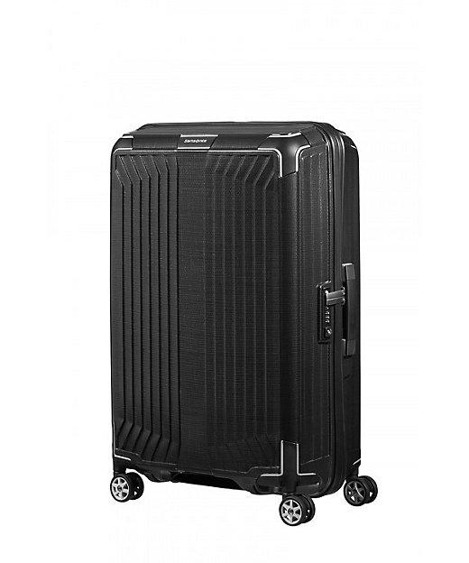 [Samsonite/サムソナイト] スーツケース ライトボックス 75L BLACK【三越伊勢丹/公式】