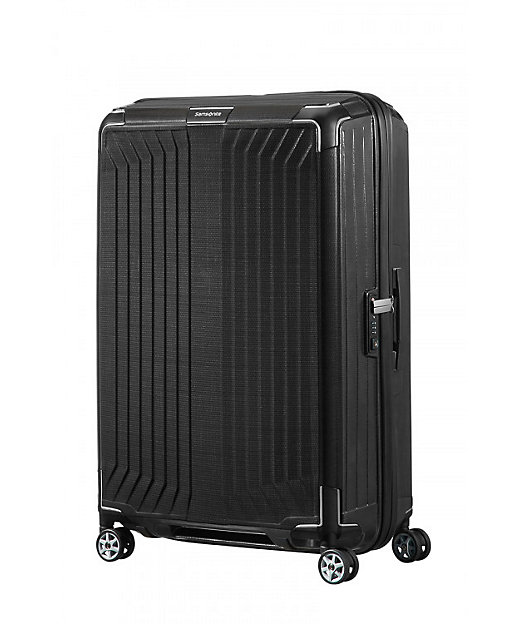 [Samsonite/サムソナイト] スーツケース ライトボックス 98L BLACK【三越伊勢丹/公式】