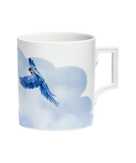 <MEISSEN/マイセン> マグ 「空に舞う鳥」【三越伊勢丹/公式】