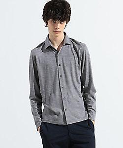 ウールジャージー セミワイドカラーシャツ REDA ACTIVE UTILITY