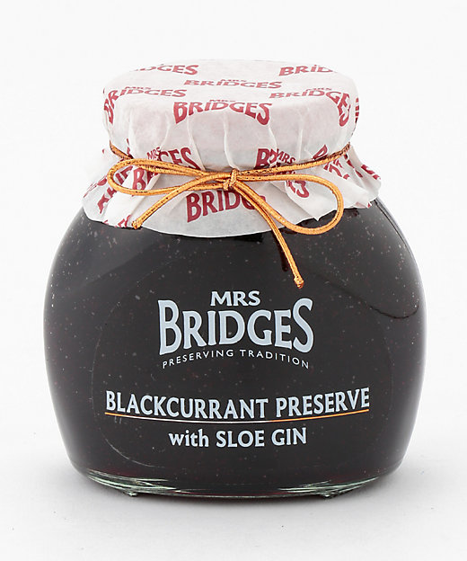 <MRS BRIDGES/ミセス ブリッジス> ブラックカラントプリザーブスロージン【三越伊勢丹/公式】