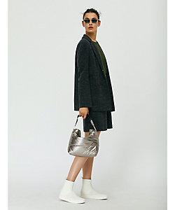 MAX&Co./マックス アンド コー ダイ ツイード ジャージー スカート