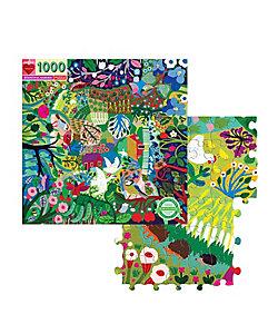 BORNELUND(Baby&Kids)/ボーネルンド 1000ピース・ファミリーパズル スプリング・ガーデン