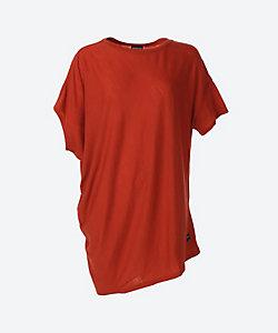[sn] super.natural/エスエヌ スーパー・ナチュラル 婦人ヨガリラックスTシャツ
