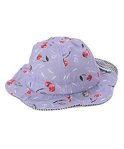 ANNA SUI MINI(Baby&Kids)/アナ スイ・ミニ オリジナルチェリー柄帽子