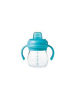 OXO TOT(Baby&Kids)/オクソートット グロウ・ハンドル付きソフトスパウトカップ
