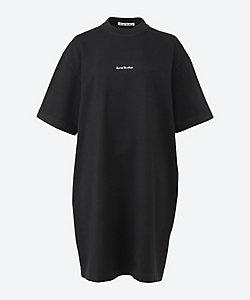 Acne Studios/アクネ ストゥディオズ コットンTシャツドレス