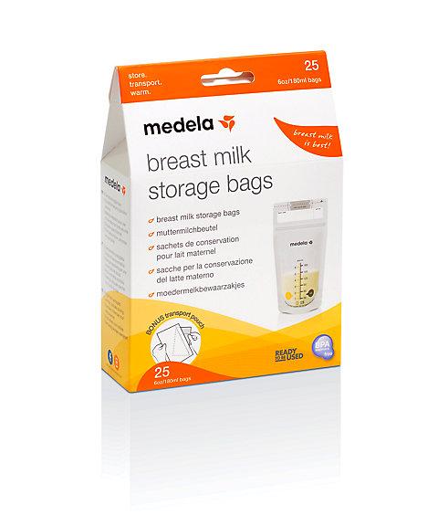 849143ebd1f48 注目の商品  三越・伊勢丹 公式 <medela メデラ> 母乳保存バッグ 25枚 ...
