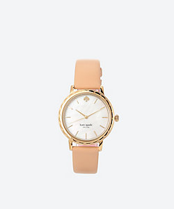 KATE SPADE NEW YORK(Women)/ケイト・スペード ニューヨーク MORNINGSIDE SCALLOP INTERCHANGEABLE TOP RING WATCH