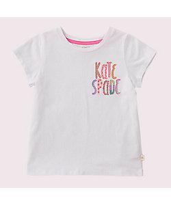 KATE SPADE NEW YORK (Baby&Kids)/ケイト・スペード ニューヨーク キッズ ロゴTシャツ