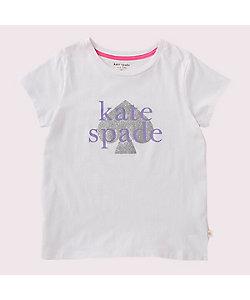 KATE SPADE NEW YORK (Baby&Kids)/ケイト・スペード ニューヨーク キッズ グリッターロゴT