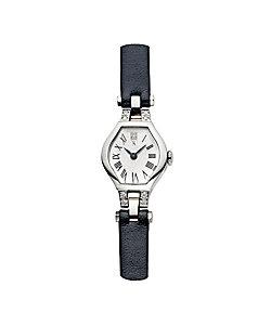 時計 革ベルト(ブラック)