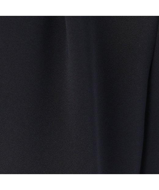 トリアセテートポリエステル二重織りパンツ
