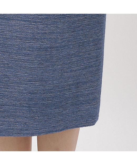 デニムライクジャージースカート