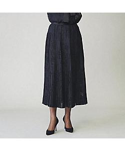 yoshie inaba(Women)/ヨシエ イナバ カットジャガードスカート