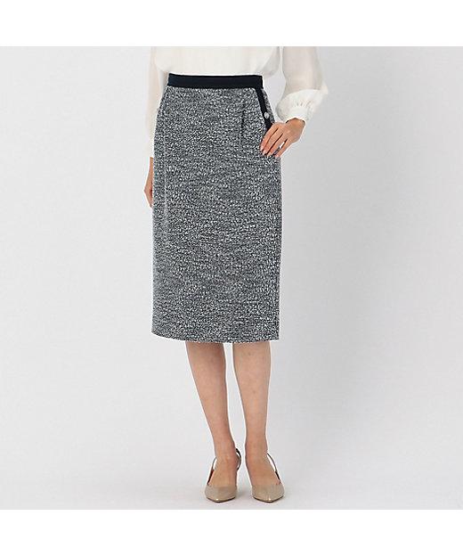 ツィーディージャージースカート