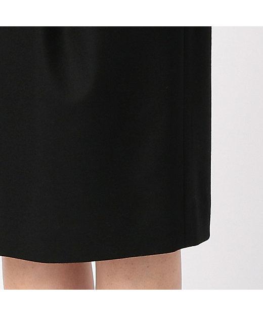 ストレッチフラノタイトスカート