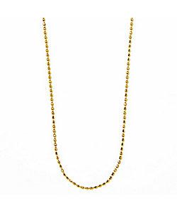 les bonbon(Women)/ルボンボン ball chain necklace