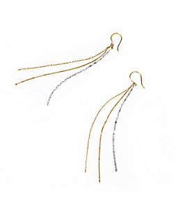 les bonbon(Women)/ルボンボン lay pierce gold&silver