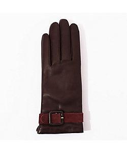 maison TOMORROWLAND/メゾン トゥモローランド Gloves ベルテッドグローブ