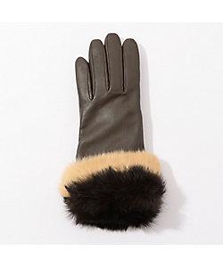 maison TOMORROWLAND/メゾン トゥモローランド Gloves ラビットファー グローブ