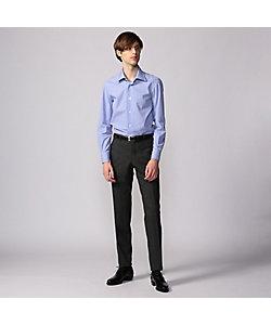 TOMORROWLAND (Men)/トゥモローランド 120/2ギザコットンブロード ワイドカラー ドレスシャツ THOMAS MASON PORTLAND120