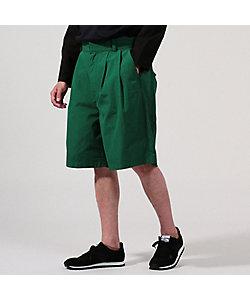 TOMORROWLAND (Men)/トゥモローランド コットン デザインイージーショートパンツ