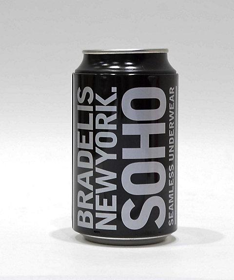 三越・伊勢丹オンラインストア<ブラデリスニューヨーク> ボクサーパンツ(EC#17) ブラック缶 【三越・伊勢丹/公式】