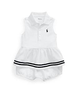 RALPH LAUREN BABY(Baby&Kids)/ポロ ラルフローレン チルドレン(ベビー) ポロシャツ & ブルマー セット